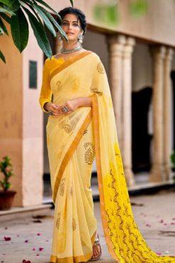 Kashvi Antara by Lt Fabrics Saree Sari Wholesale Catalog 10 Pcs