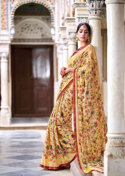 Kashvi Madhubala by Lt Fabrics Saree Sari Wholesale Catalog 10 Pcs 11 510x714 - Kashvi Madhubala by Lt Fabrics Saree Sari Wholesale Catalog 10 Pcs