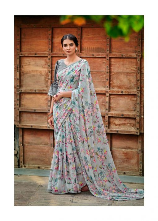 Kashvi Olivia by Lt Fabrics Saree Sari Wholesale Catalog 10 Pcs 10 510x714 - Kashvi Olivia by Lt Fabrics Saree Sari Wholesale Catalog 10 Pcs