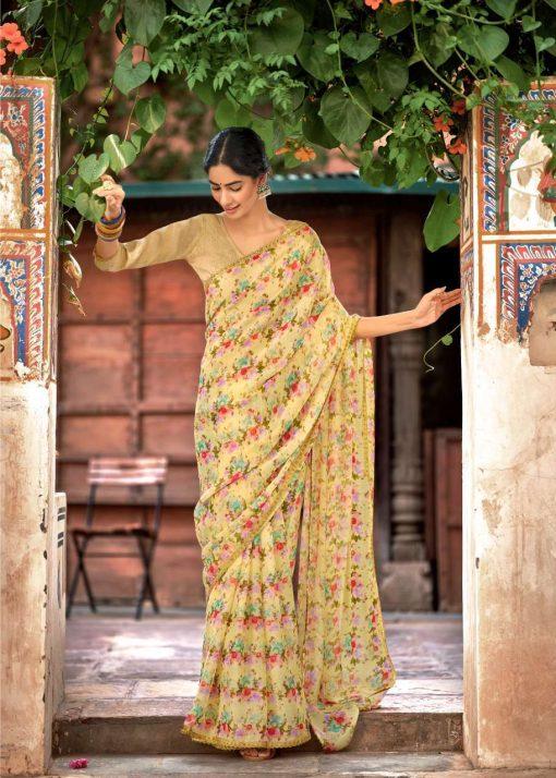 Kashvi Olivia by Lt Fabrics Saree Sari Wholesale Catalog 10 Pcs 15 510x714 - Kashvi Olivia by Lt Fabrics Saree Sari Wholesale Catalog 10 Pcs