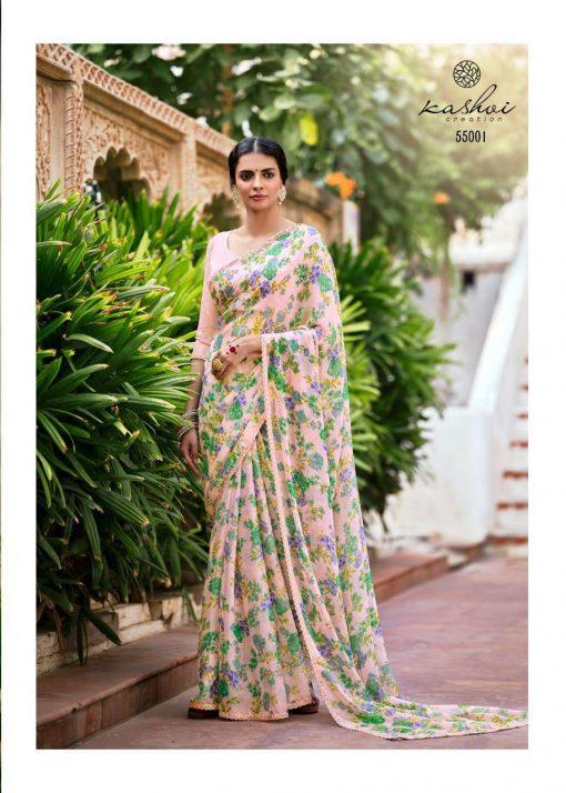 Kashvi Olivia by Lt Fabrics Saree Sari Wholesale Catalog 10 Pcs 2 510x714 - Kashvi Olivia by Lt Fabrics Saree Sari Wholesale Catalog 10 Pcs