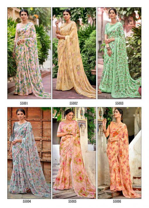 Kashvi Olivia by Lt Fabrics Saree Sari Wholesale Catalog 10 Pcs 22 510x714 - Kashvi Olivia by Lt Fabrics Saree Sari Wholesale Catalog 10 Pcs