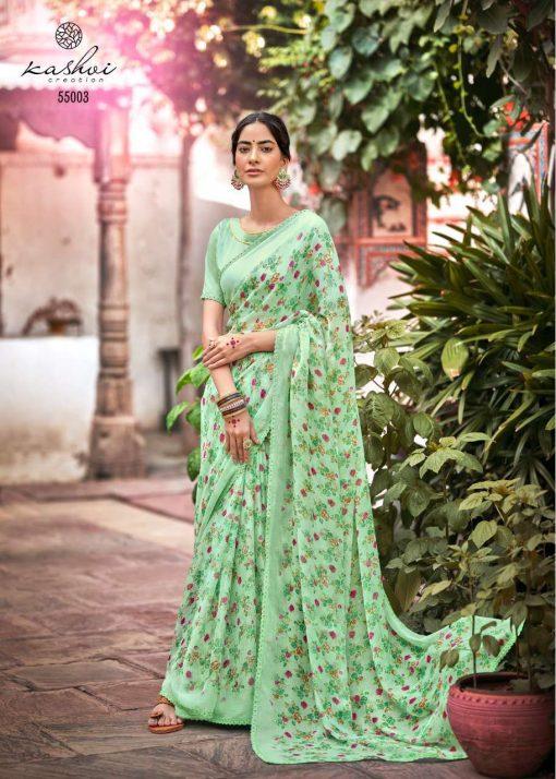 Kashvi Olivia by Lt Fabrics Saree Sari Wholesale Catalog 10 Pcs 5 510x714 - Kashvi Olivia by Lt Fabrics Saree Sari Wholesale Catalog 10 Pcs