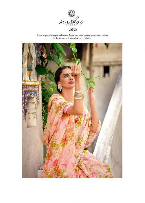 Kashvi Olivia by Lt Fabrics Saree Sari Wholesale Catalog 10 Pcs 7 510x714 - Kashvi Olivia by Lt Fabrics Saree Sari Wholesale Catalog 10 Pcs