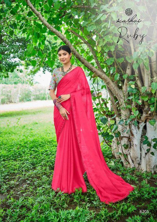 Kashvi Ruby by Lt Fabrics Saree Sari Wholesale Catalog 10 Pcs 12 510x720 - Kashvi Ruby by Lt Fabrics Saree Sari Wholesale Catalog 10 Pcs