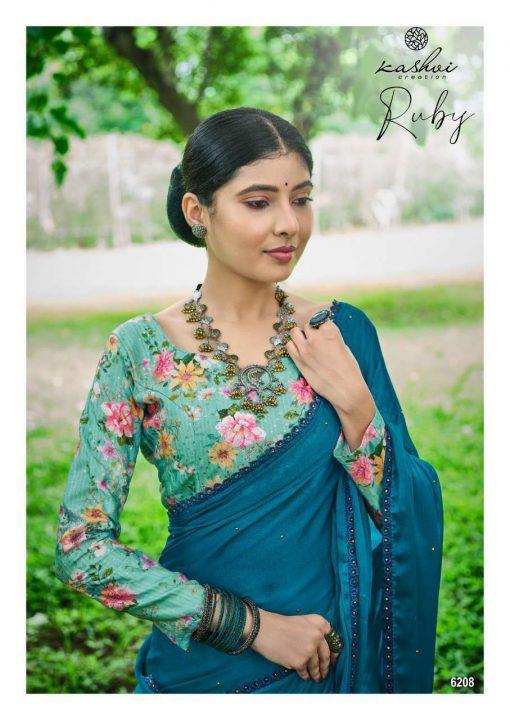 Kashvi Ruby by Lt Fabrics Saree Sari Wholesale Catalog 10 Pcs 16 510x720 - Kashvi Ruby by Lt Fabrics Saree Sari Wholesale Catalog 10 Pcs