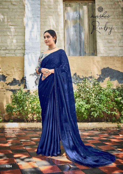 Kashvi Ruby by Lt Fabrics Saree Sari Wholesale Catalog 10 Pcs 4 510x720 - Kashvi Ruby by Lt Fabrics Saree Sari Wholesale Catalog 10 Pcs