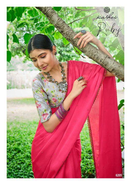 Kashvi Ruby by Lt Fabrics Saree Sari Wholesale Catalog 10 Pcs 7 510x720 - Kashvi Ruby by Lt Fabrics Saree Sari Wholesale Catalog 10 Pcs