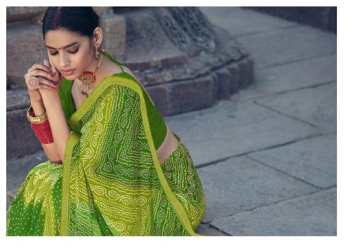 Kashvi Sawan Green by Lt Fabrics Saree Sari Wholesale Catalog 10 Pcs 13 510x360 - Kashvi Sawan Green by Lt Fabrics Saree Sari Wholesale Catalog 10 Pcs