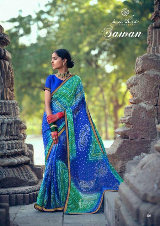 Kashvi Sawan by Lt Fabrics Saree Sari Wholesale Catalog 10 Pcs 12 1 510x720 - Kashvi Sawan by Lt Fabrics Saree Sari Wholesale Catalog 10 Pcs