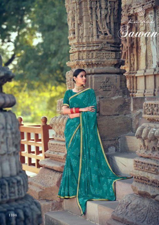 Kashvi Sawan by Lt Fabrics Saree Sari Wholesale Catalog 10 Pcs 15 1 510x720 - Kashvi Sawan by Lt Fabrics Saree Sari Wholesale Catalog 10 Pcs