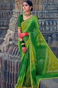 Kashvi Sawan by Lt Fabrics Saree Sari Wholesale Catalog 10 Pcs