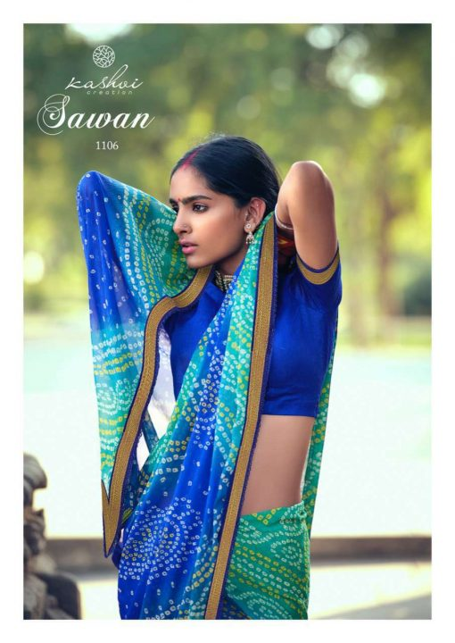 Kashvi Sawan by Lt Fabrics Saree Sari Wholesale Catalog 10 Pcs 6 1 510x720 - Kashvi Sawan by Lt Fabrics Saree Sari Wholesale Catalog 10 Pcs