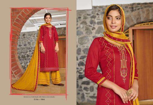 Kessi Safari Vol 5 Salwar Suit Wholesale Catalog 8 Pcs 1SF 510x353 - Kessi Safari Vol 5 Salwar Suit Wholesale Catalog 8 Pcs