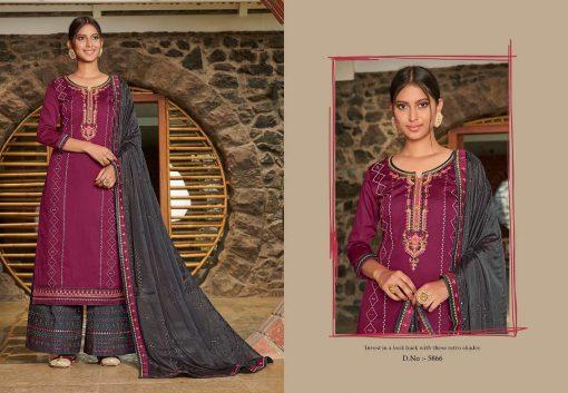 Kessi Safari Vol 5 Salwar Suit Wholesale Catalog 8 Pcs 7SF 510x353 - Kessi Safari Vol 5 Salwar Suit Wholesale Catalog 8 Pcs