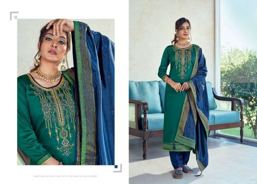 Kessi Silk Shine Vol 5 Salwar Suit Wholesale Catalog 8 Pcs 3 1 510x365 - Kessi Silk Shine Vol 5 Salwar Suit Wholesale Catalog 8 Pcs