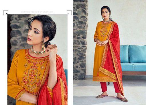 Kessi Silk Shine Vol 5 Salwar Suit Wholesale Catalog 8 Pcs 6 1 510x365 - Kessi Silk Shine Vol 5 Salwar Suit Wholesale Catalog 8 Pcs