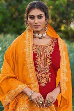 Kessi Virasat Vol 9 Salwar Suit Wholesale Catalog 8 Pcs