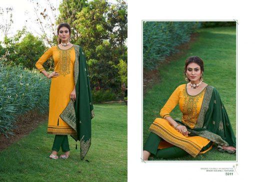 Kessi Virasat Vol 9 Salwar Suit Wholesale Catalog 8 Pcs 4 510x365 - Kessi Virasat Vol 9 Salwar Suit Wholesale Catalog 8 Pcs