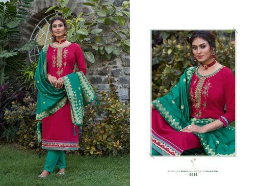 Kessi Virasat Vol 9 Salwar Suit Wholesale Catalog 8 Pcs 8 510x365 - Kessi Virasat Vol 9 Salwar Suit Wholesale Catalog 8 Pcs