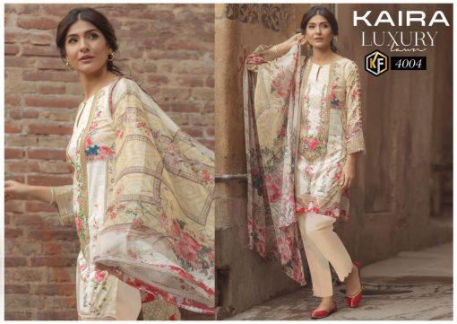 Keval Fab Kaira Luxury Vol 4 Salwar Suit Wholesale Catalog 4 Pcs 1 510x361 - Keval Fab Kaira Luxury Lawn Vol 4 Salwar Suit Wholesale Catalog 4 Pcs