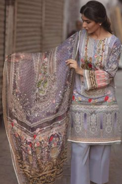 Keval Fab Kaira Luxury Vol 4 Salwar Suit Wholesale Catalog 4 Pcs