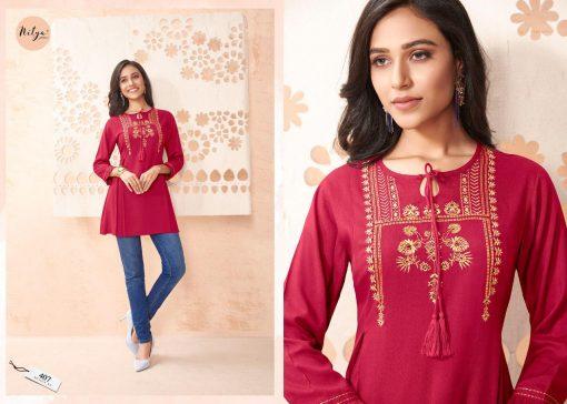 Lt Fabrics Nitya Essentials Vol 4 Tops Wholesale Catalog 8 Pcs 11 2 510x364 - Lt Fabrics Nitya Essentials Vol 4 Tops Wholesale Catalog 8 Pcs