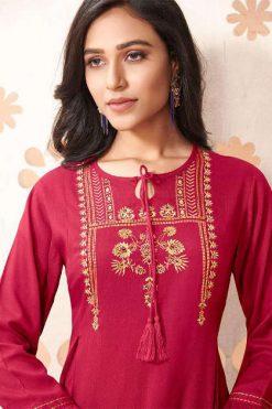 Lt Fabrics Nitya Essentials Vol 4 Tops Wholesale Catalog 8 Pcs