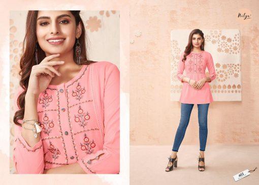 Lt Fabrics Nitya Essentials Vol 4 Tops Wholesale Catalog 8 Pcs 4 2 510x364 - Lt Fabrics Nitya Essentials Vol 4 Tops Wholesale Catalog 8 Pcs