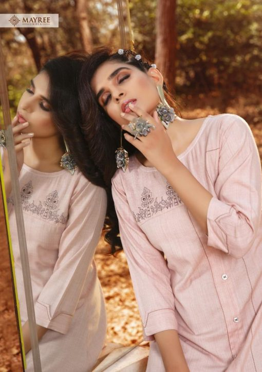Mayree India Elisha Vol 2 Tops Wholesale Catalog 8 Pcs 6 510x725 - Mayree India Elisha Vol 2 Tops Wholesale Catalog 8 Pcs