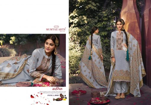 Mumtaz Arts Meera Kani Salwar Suit Wholesale Catalog 10 Pcs 6 510x357 - Mumtaz Arts Meera Kani Salwar Suit Wholesale Catalog 10 Pcs