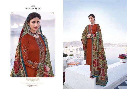 Mumtaz Arts Rushaan Hit List Salwar Suit Wholesale Catalog 4 Pcs 1 510x359 - Mumtaz Arts Rushaan Hit List Salwar Suit Wholesale Catalog 4 Pcs