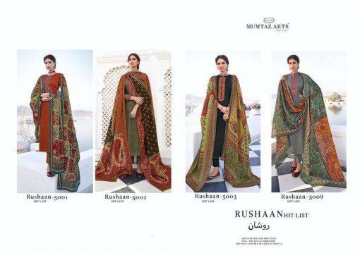 Mumtaz Arts Rushaan Hit List Salwar Suit Wholesale Catalog 4 Pcs 10 510x359 - Mumtaz Arts Rushaan Hit List Salwar Suit Wholesale Catalog 4 Pcs