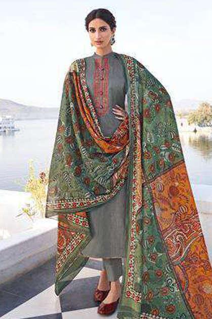 Mumtaz Arts Rushaan Hit List Salwar Suit Wholesale Catalog 4 Pcs