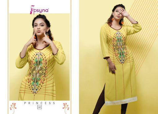 Psyna Princess Vol 14 Kurti Wholesale Catalog 6 Pcs 2 510x369 - Psyna Princess Vol 14 Kurti Wholesale Catalog 6 Pcs