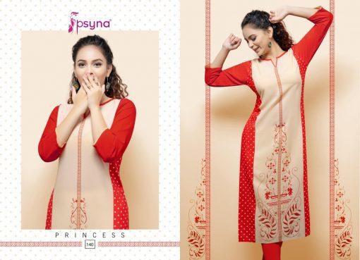 Psyna Princess Vol 14 Kurti Wholesale Catalog 6 Pcs 4 510x369 - Psyna Princess Vol 14 Kurti Wholesale Catalog 6 Pcs