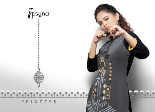 Psyna Princess Vol 14 Kurti Wholesale Catalog 6 Pcs 6 510x369 - Psyna Princess Vol 14 Kurti Wholesale Catalog 6 Pcs