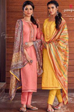 Rangoon Munch by Kessi Readymade Salwar Suit Wholesale Catalog 4 Pcs
