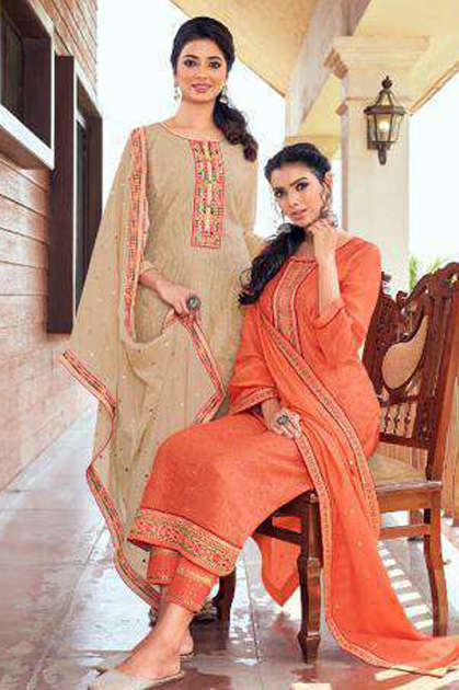 Rangoon Sabya Sachi by Kessi Readymade Salwar Suit Wholesale Catalog 4 Pcs