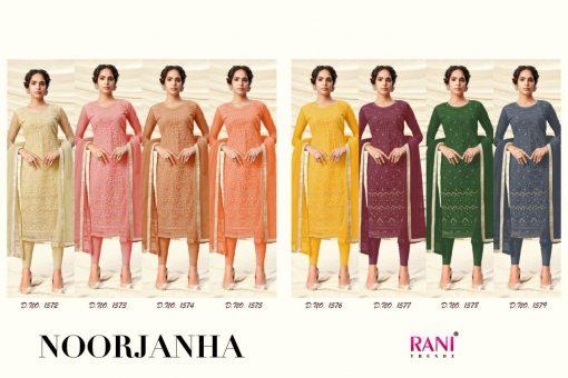 Rani Trendz Noorjanha Salwar Suit Wholesale Catalog 8 Pcs 10 510x340 - Rani Trendz Noorjanha Salwar Suit Wholesale Catalog 8 Pcs