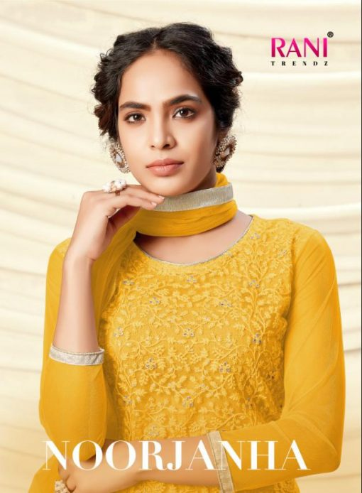 Rani Trendz Noorjanha Salwar Suit Wholesale Catalog 8 Pcs 3 510x694 - Rani Trendz Noorjanha Salwar Suit Wholesale Catalog 8 Pcs