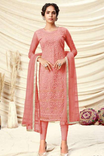 Rani Trendz Noorjanha Salwar Suit Wholesale Catalog 8 Pcs