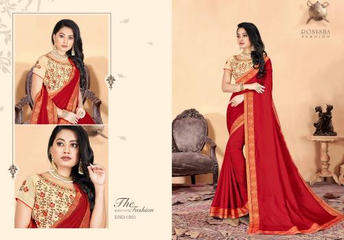 Ranjna Classy Saree Sari Wholesale Catalog 8 Pcs 1 - Ranjna Classy Saree Sari Wholesale Catalog 8 Pcs