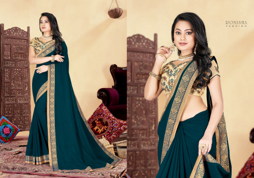 Ranjna Classy Saree Sari Wholesale Catalog 8 Pcs 2 - Ranjna Classy Saree Sari Wholesale Catalog 8 Pcs