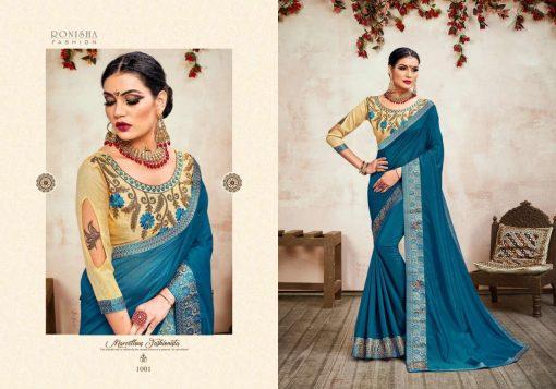 Ranjna Jhumki Saree Sari Wholesale Catalog 8 Pcs 2 510x357 - Ranjna Jhumki Saree Sari Wholesale Catalog 8 Pcs