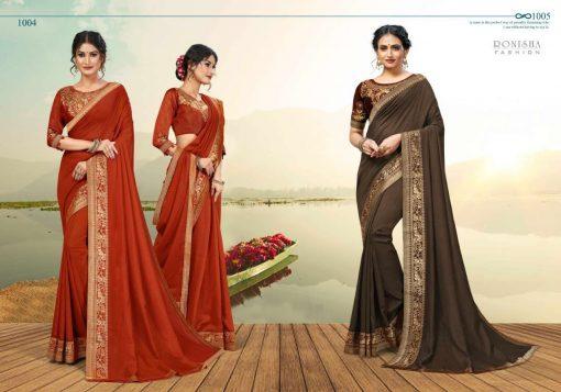 Ranjna Misba Saree Sari Wholesale Catalog 8 Pcs 2 510x357 - Ranjna Misba Saree Sari Wholesale Catalog 8 Pcs