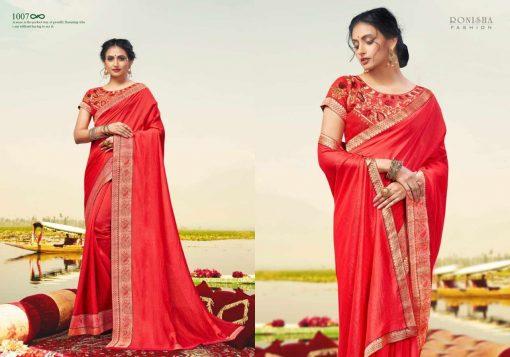 Ranjna Misba Saree Sari Wholesale Catalog 8 Pcs 7 510x357 - Ranjna Misba Saree Sari Wholesale Catalog 8 Pcs