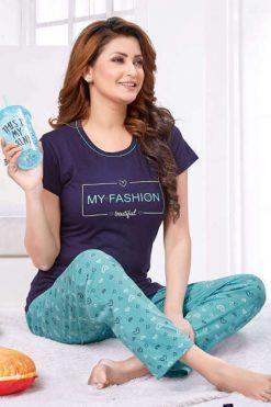 SF Premium Night Wear Vol 68 Wholesale Catalog 6 Pcs
