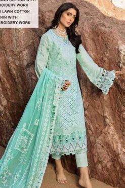 Serene Noor Salwar Suit Wholesale Catalog 5 Pcs