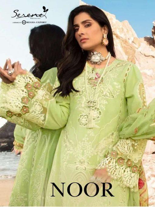 Serene Noor Salwar Suit Wholesale Catalog 5 Pcs 25 510x680 - Serene Noor Salwar Suit Wholesale Catalog 5 Pcs